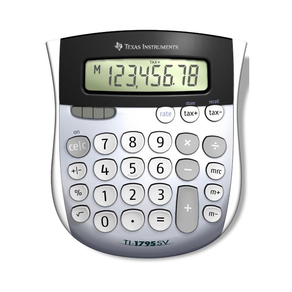 Texas Instruments 1795SV in Het Stift