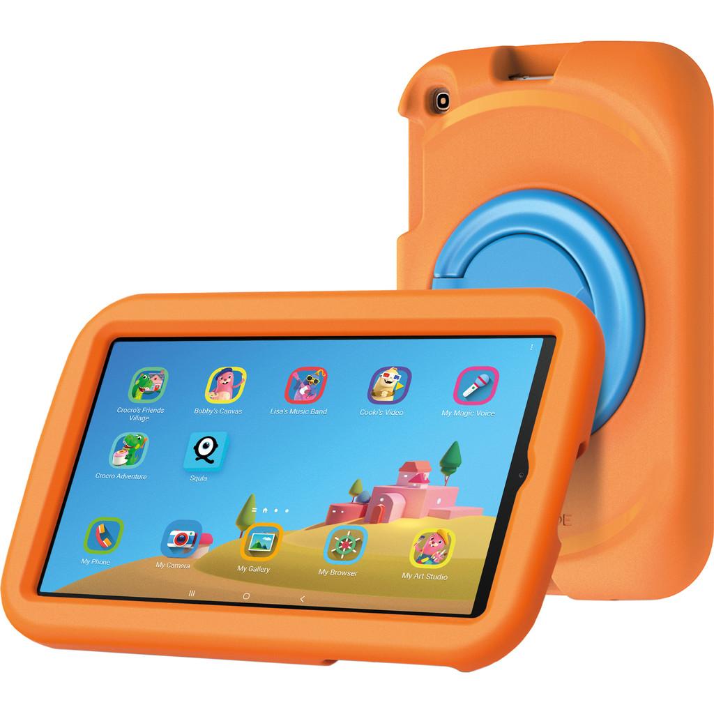 Tweedekans Samsung Galaxy Tab A 10.1 (2019) 32GB Wifi + Kids cover + 3 maanden Squla