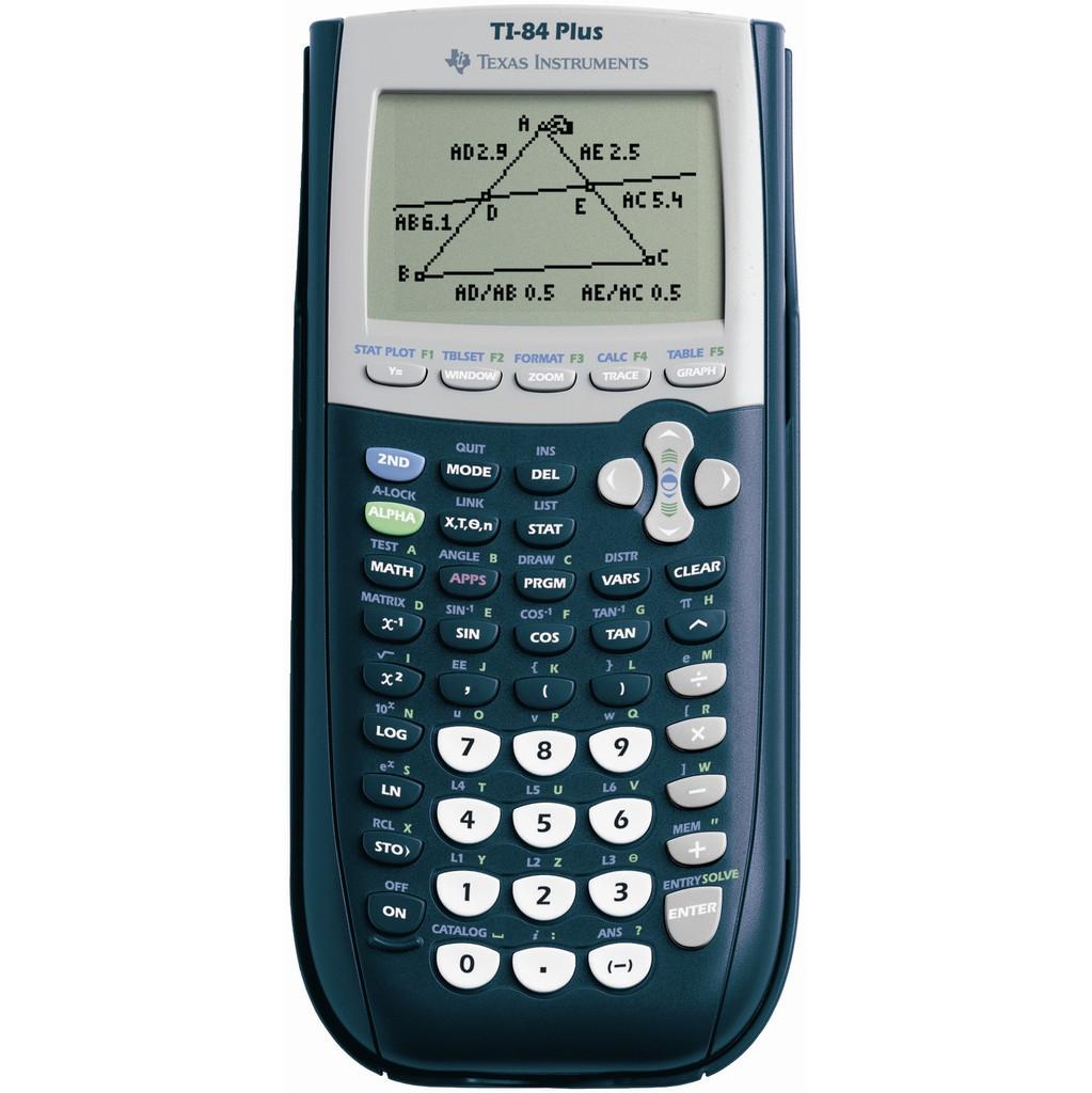 Texas Instruments TI-84 Plus in Ciergnon
