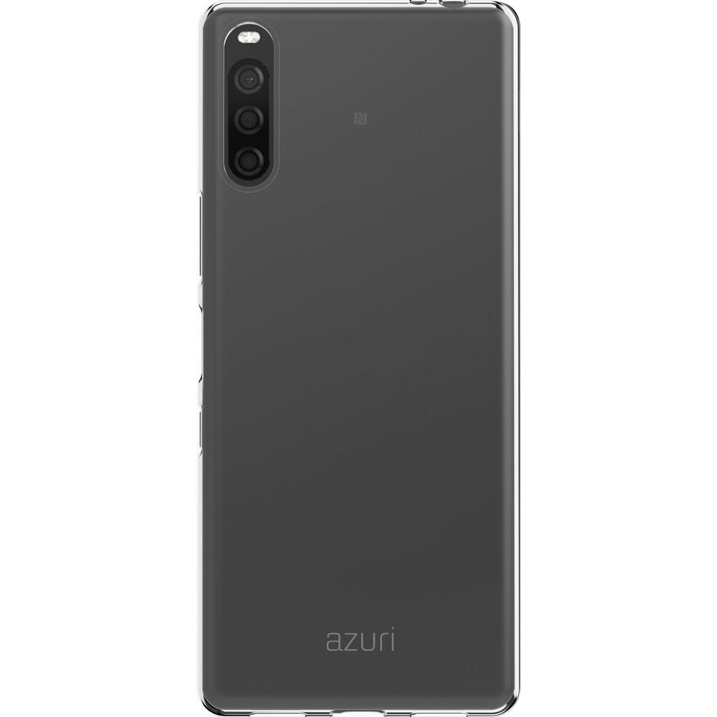 Azuri Case TPU Sony Xperia L4 Transparant