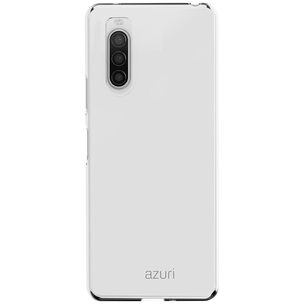 Azuri Case TPU Sony Xperia 10 II Transparant