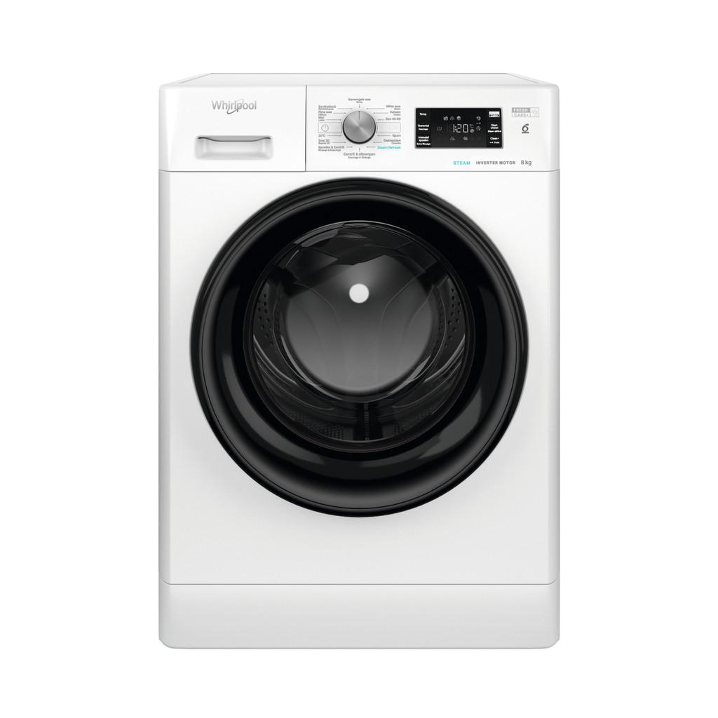 Whirlpool FFBBE 8638 BEV F