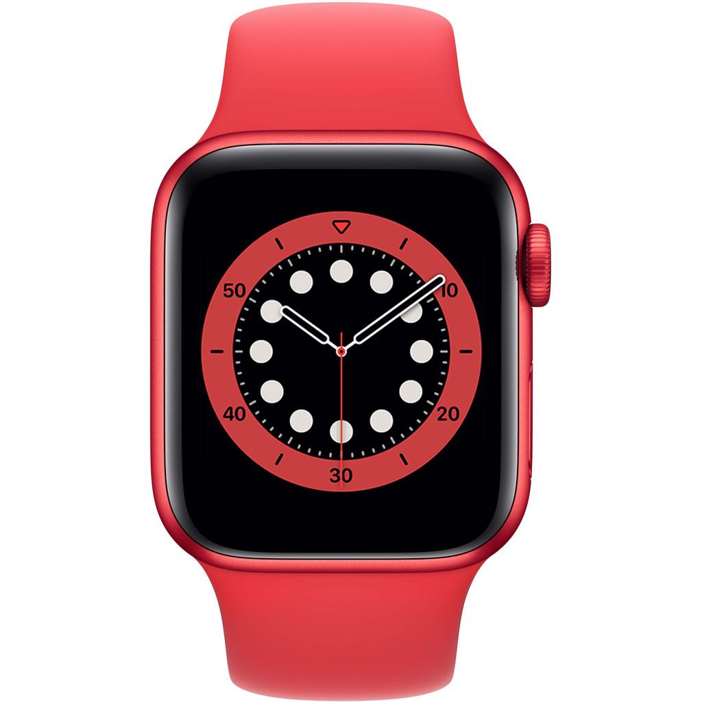 Tweedekans Apple Watch Series 6 40mm RED Aluminium RED Sportband