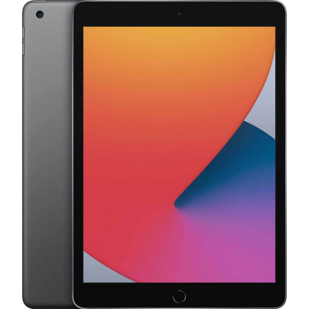 Tweedekans Apple iPad (2020) 10.2 inch 32 GB Wifi Space Gray