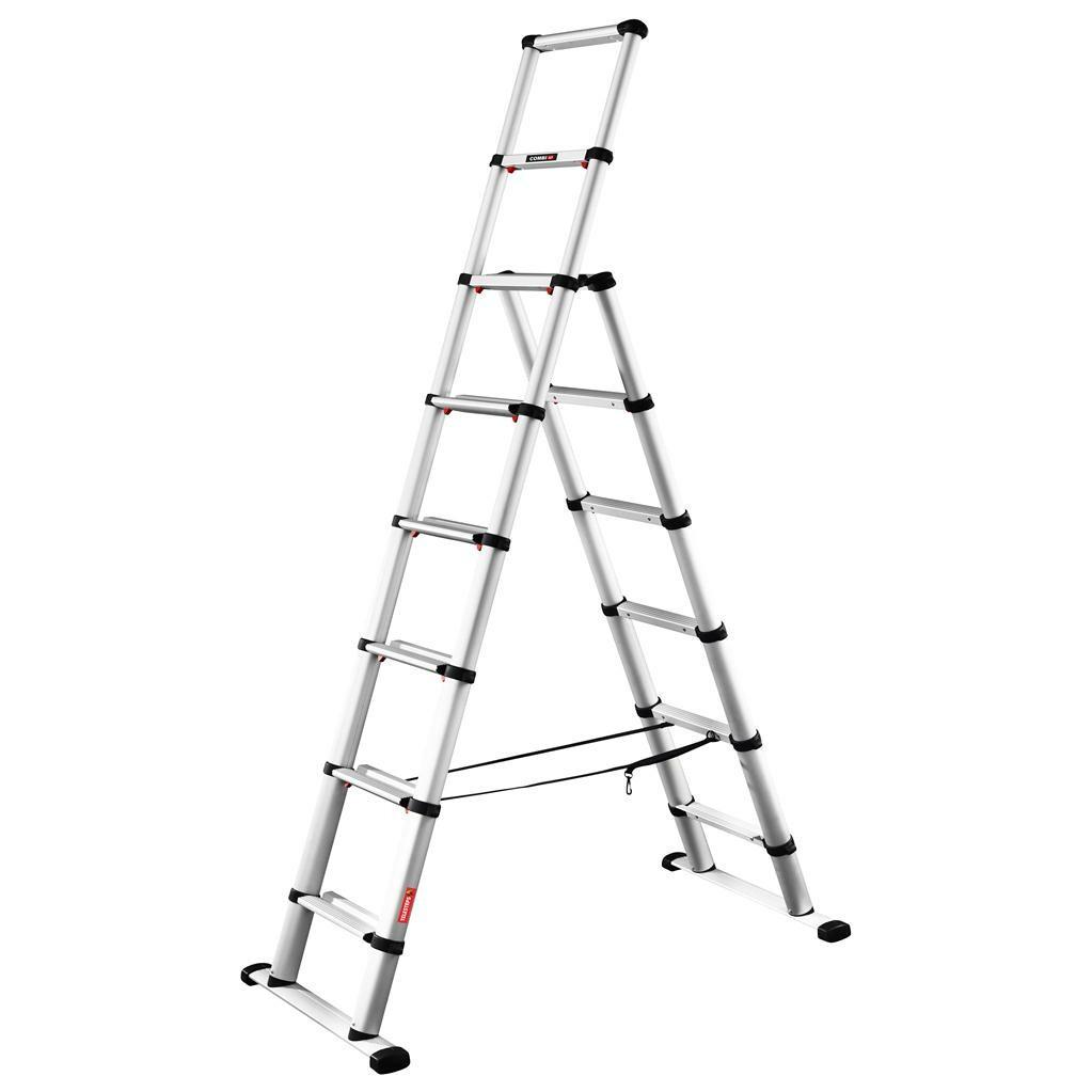 Telesteps Black Line Combi Ladder 2,3 m