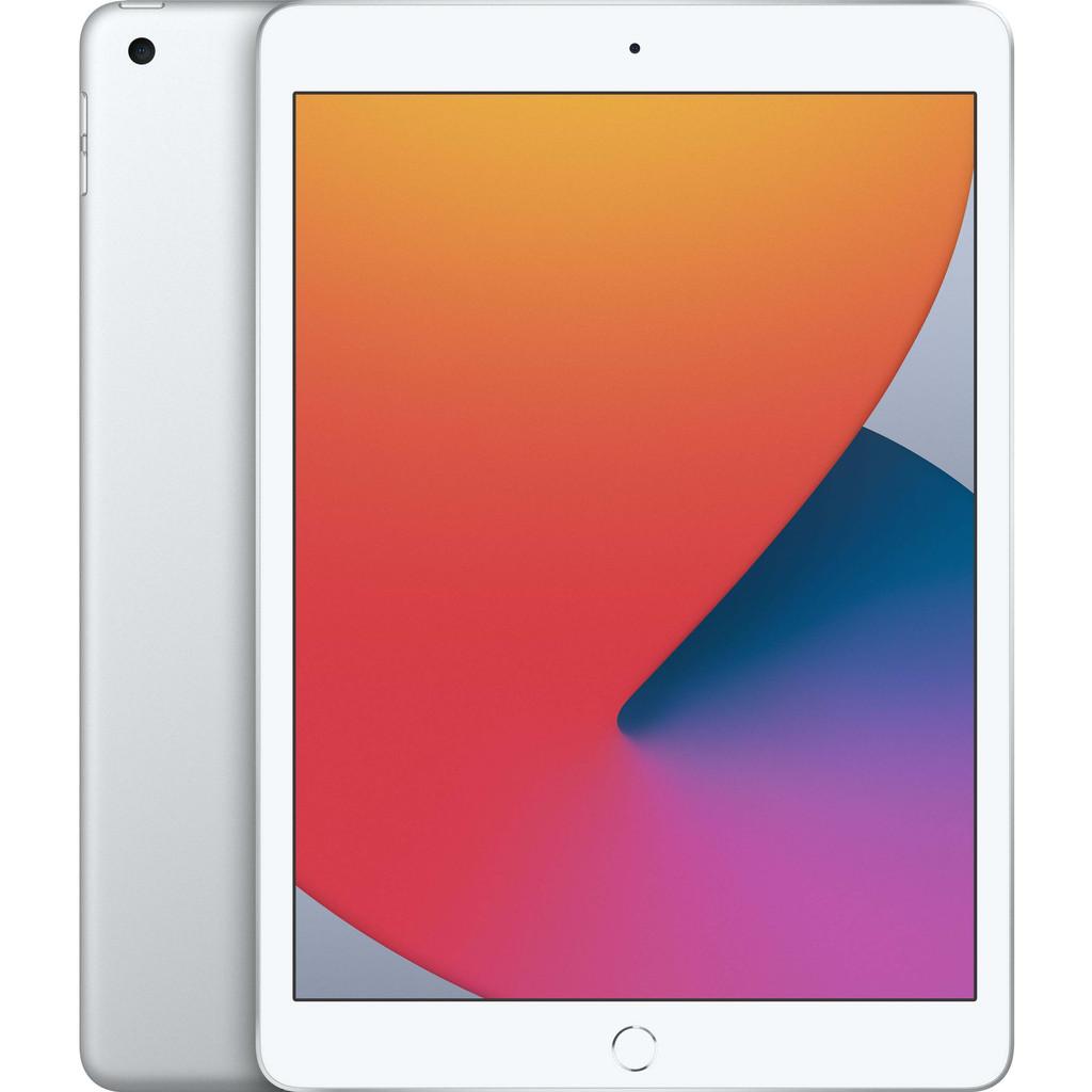 Tweedekans Apple iPad (2020) 10.2 inch 32 GB Wifi Zilver
