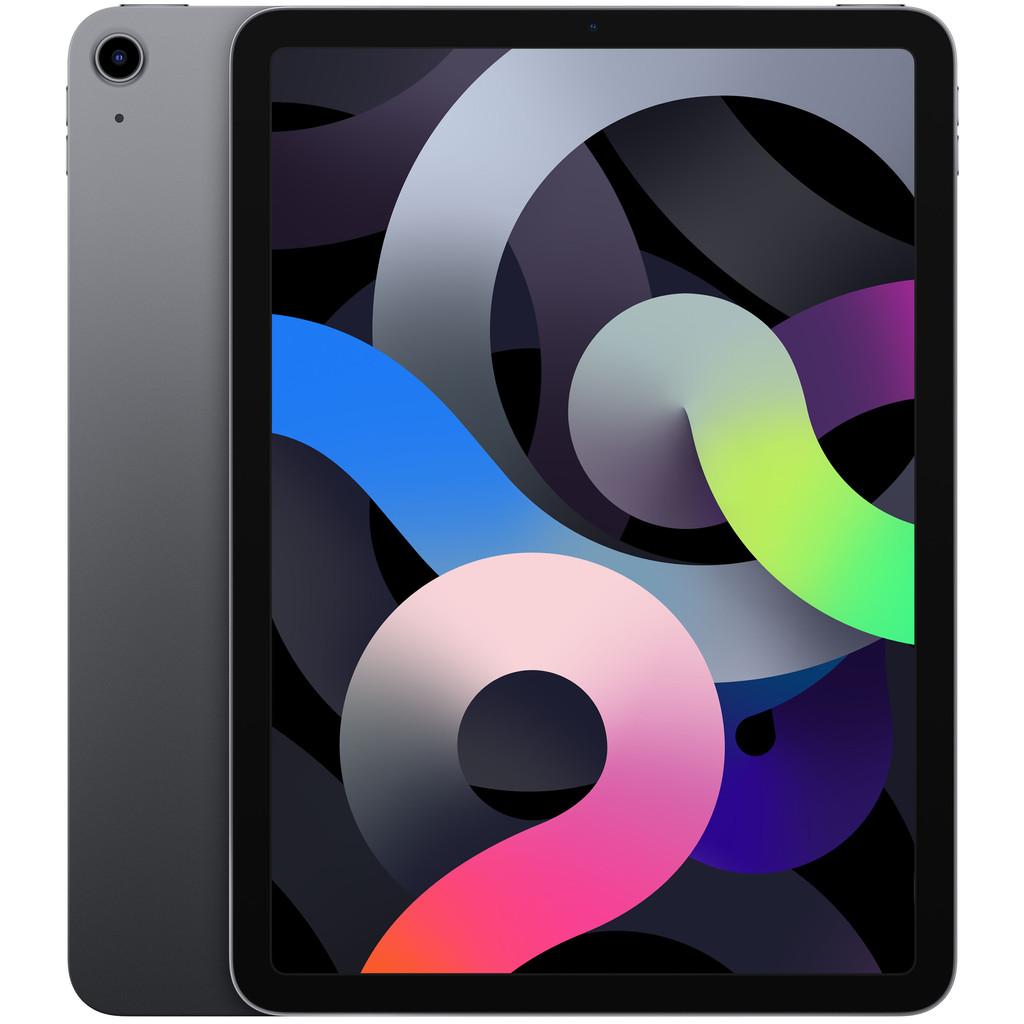 Tweedekans Apple iPad Air (2020) 10.9 inch 256 GB Wifi Space Gray