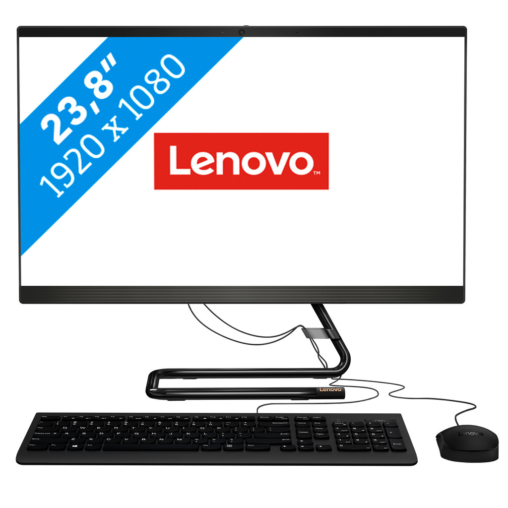 Lenovo IdeaCentre A340-24ICK F0ER00CFNY All-in-One
