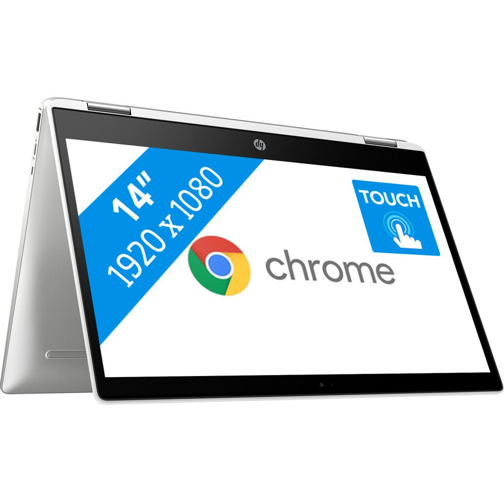 Tweedekans HP Chromebook x360 14b-ca0360nd
