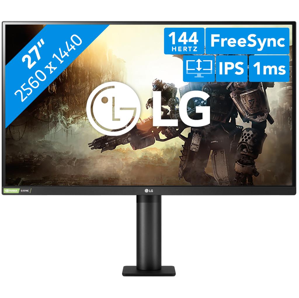 Tweedekans LG UltraGear 27GN88A