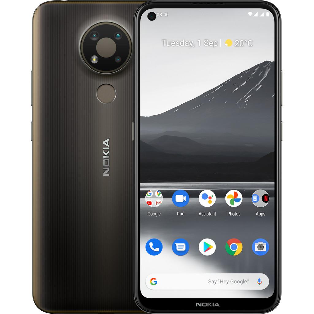 Tweedekans Nokia 3.4 32 GB Grijs