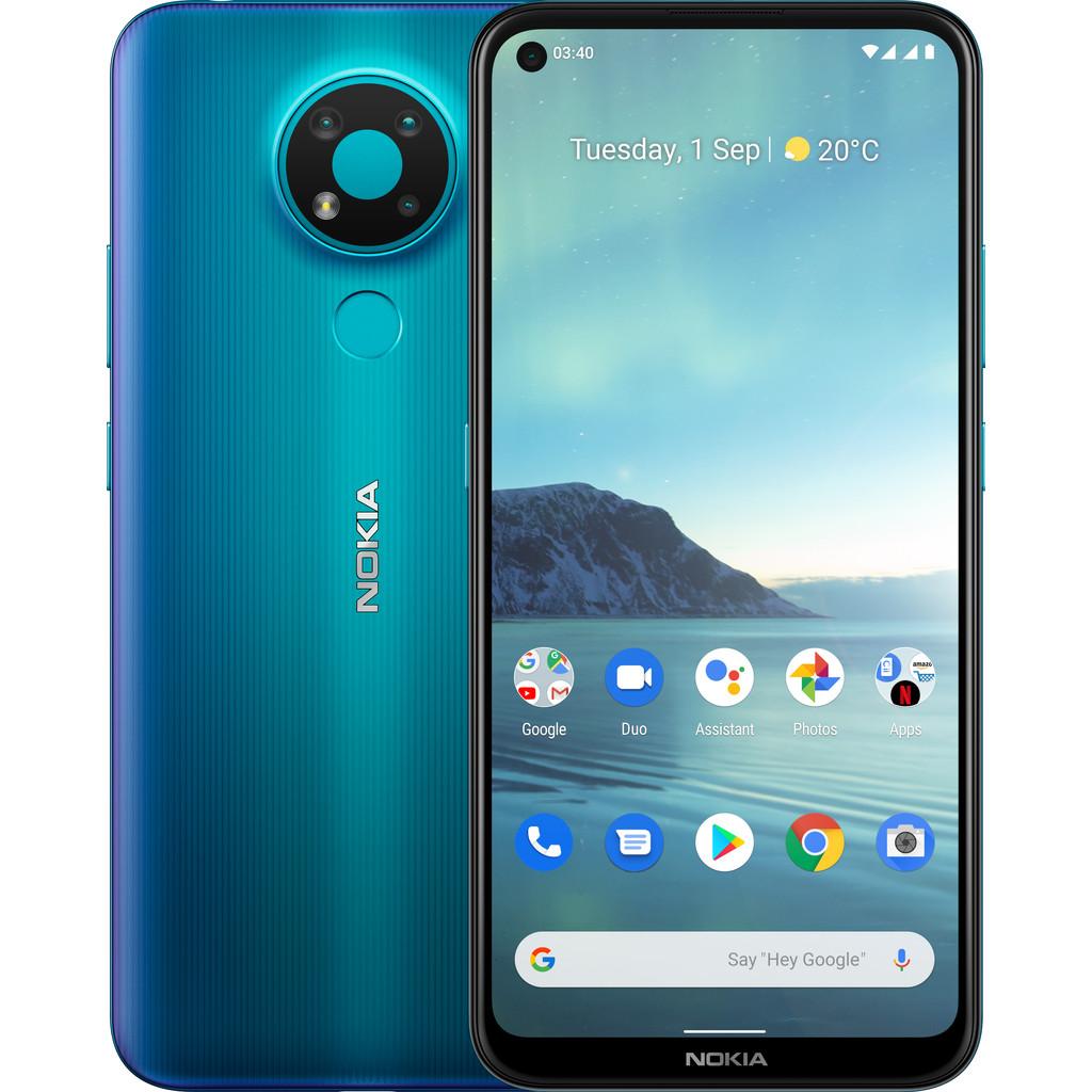 Tweedekans Nokia 3.4 32 GB Blauw
