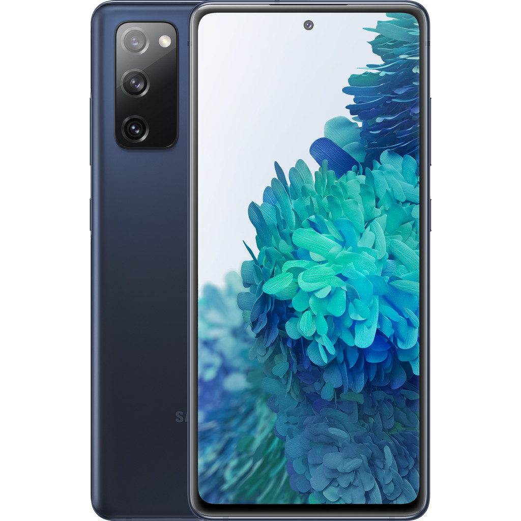 Tweedekans Samsung Galaxy S20 FE 128GB Blauw 4G Tweedehands