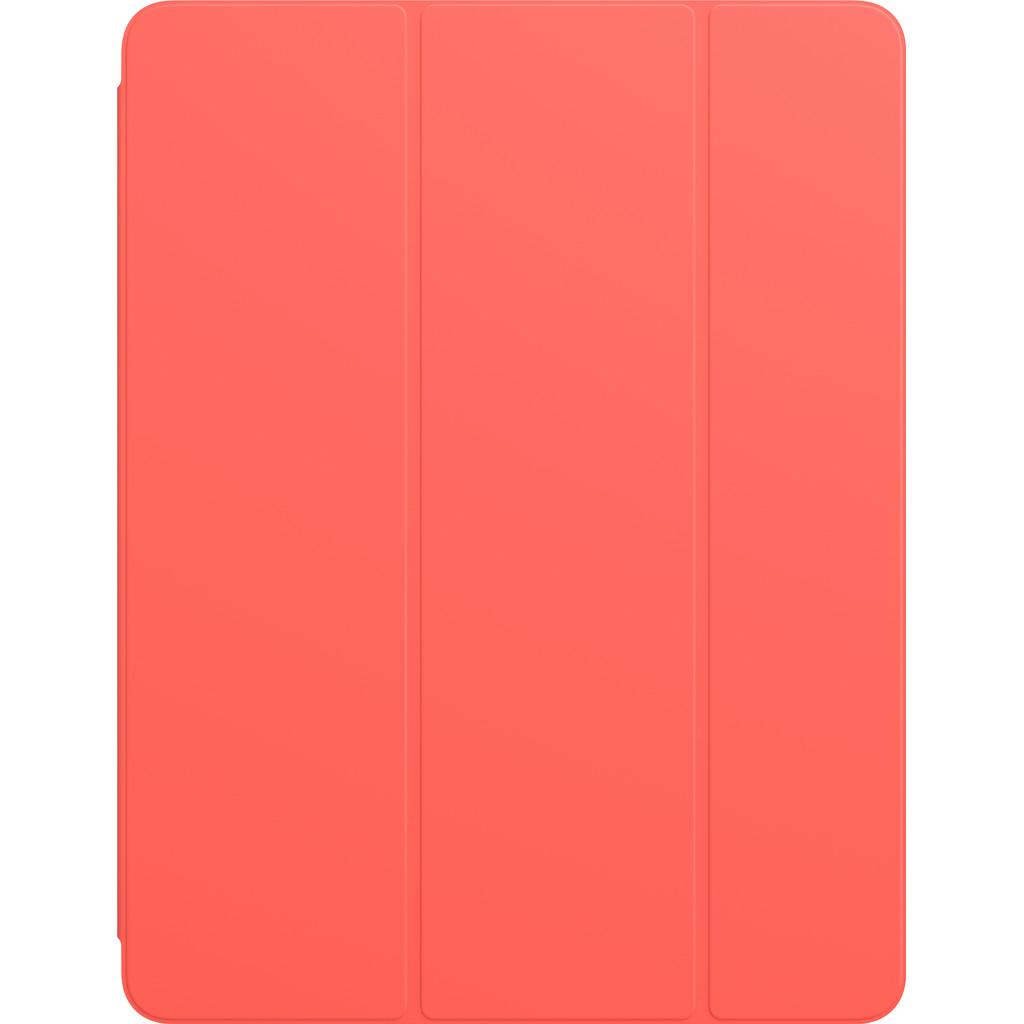 Tweedekans Apple Smart Folio iPad Pro 12.9 inch (2020) Citrusroze