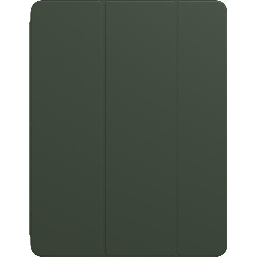 Tweedekans Apple Smart Folio iPad Pro 12,9 inch (2020) Cyprusgroen