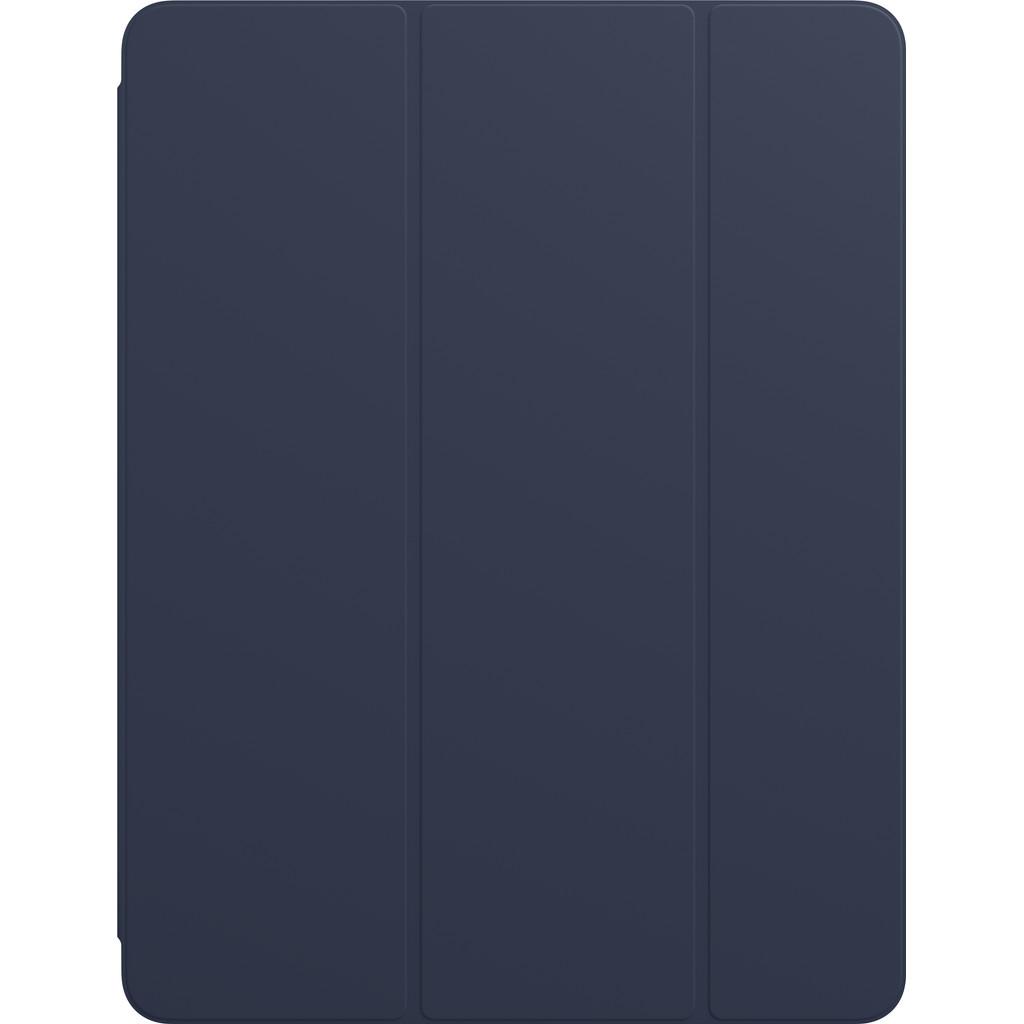 Tweedekans Apple Smart Folio iPad Pro 12,9 inch (2020) Donkermarineblauw