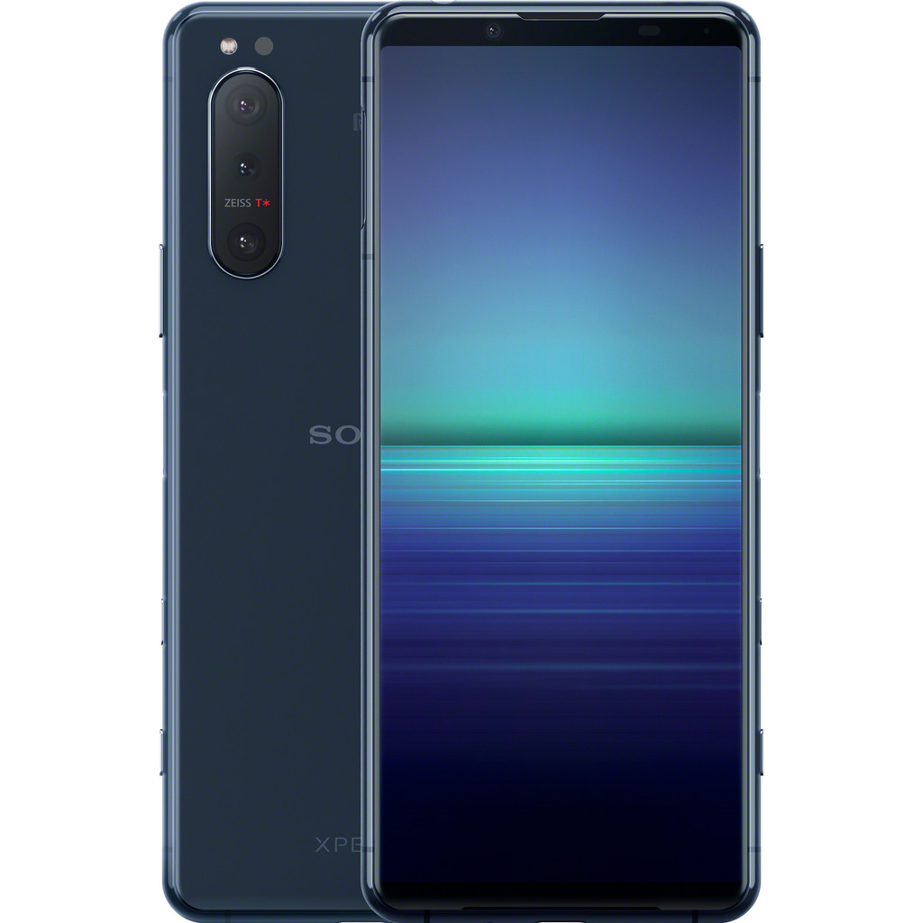 Tweedekans Sony Xperia 5 II 128GB Blauw 5G
