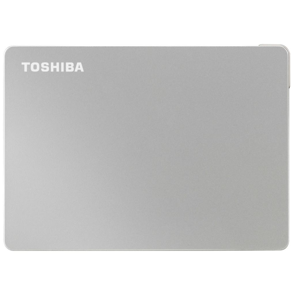 """Toshiba Canvio Flex 2.5"""" 4TB Silver"""