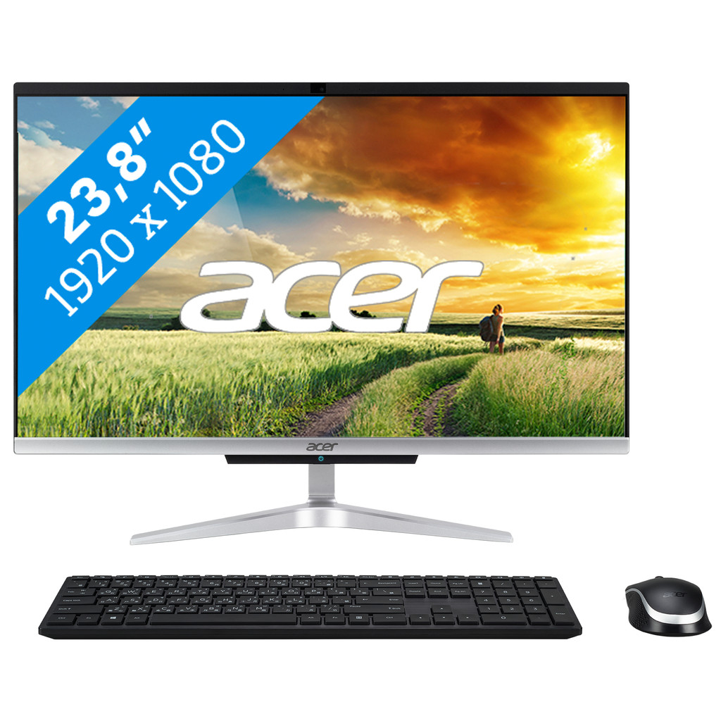 Acer Aspire C24-420 A2512 NL All-in-One