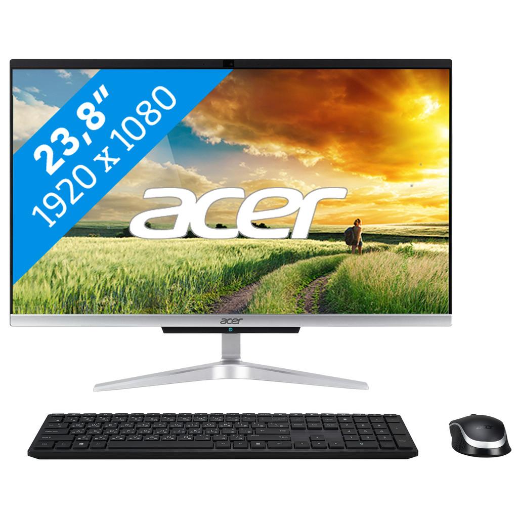 Tweedekans Acer Aspire C24-420 A2512 NL All-in-One