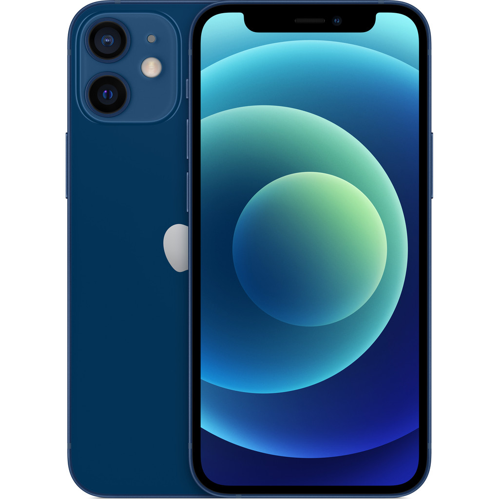 Tweedekans Apple iPhone 12 mini 128GB Blauw