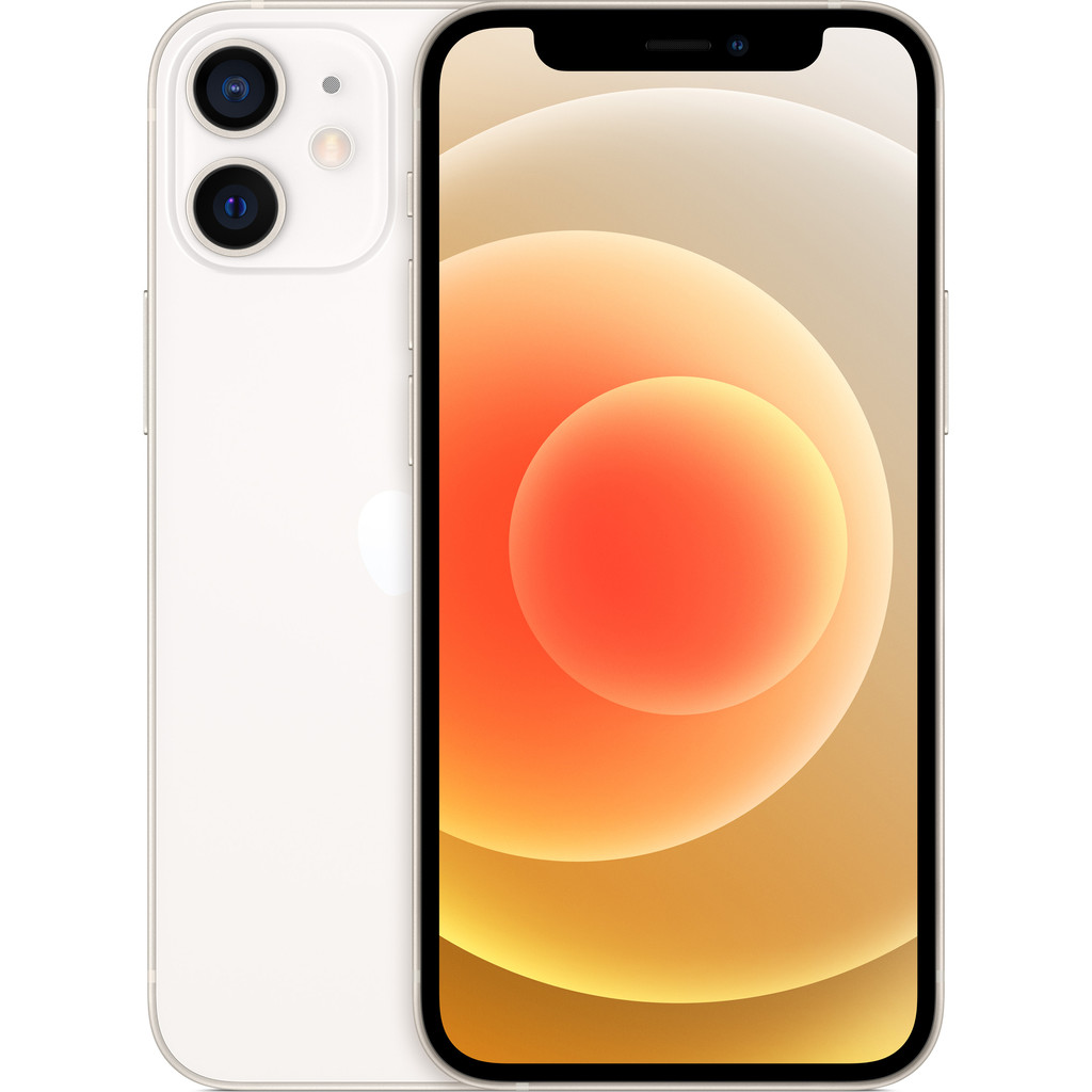Tweedekans Apple iPhone 12 mini 256GB Wit Tweedehands