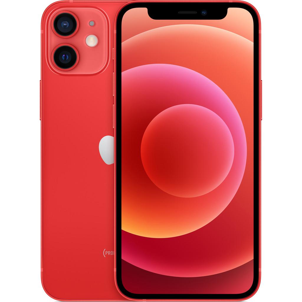 Tweedekans Apple iPhone 12 mini 256GB RED