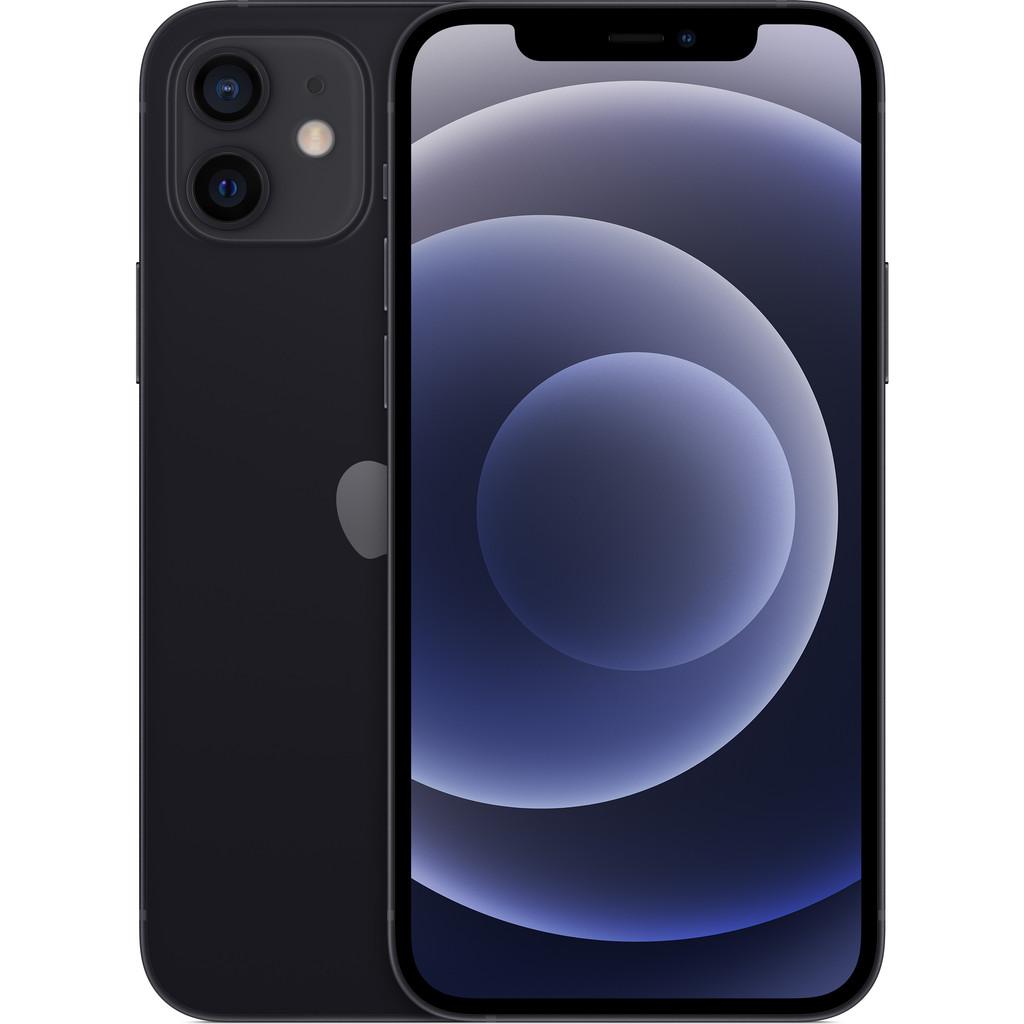Tweedekans Apple iPhone 12 64GB Zwart