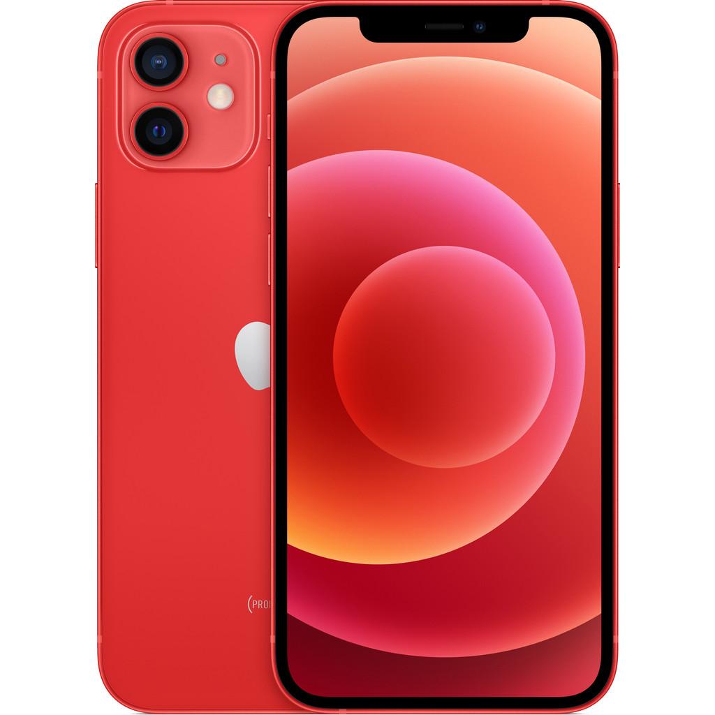 Tweedekans Apple iPhone 12 64GB RED