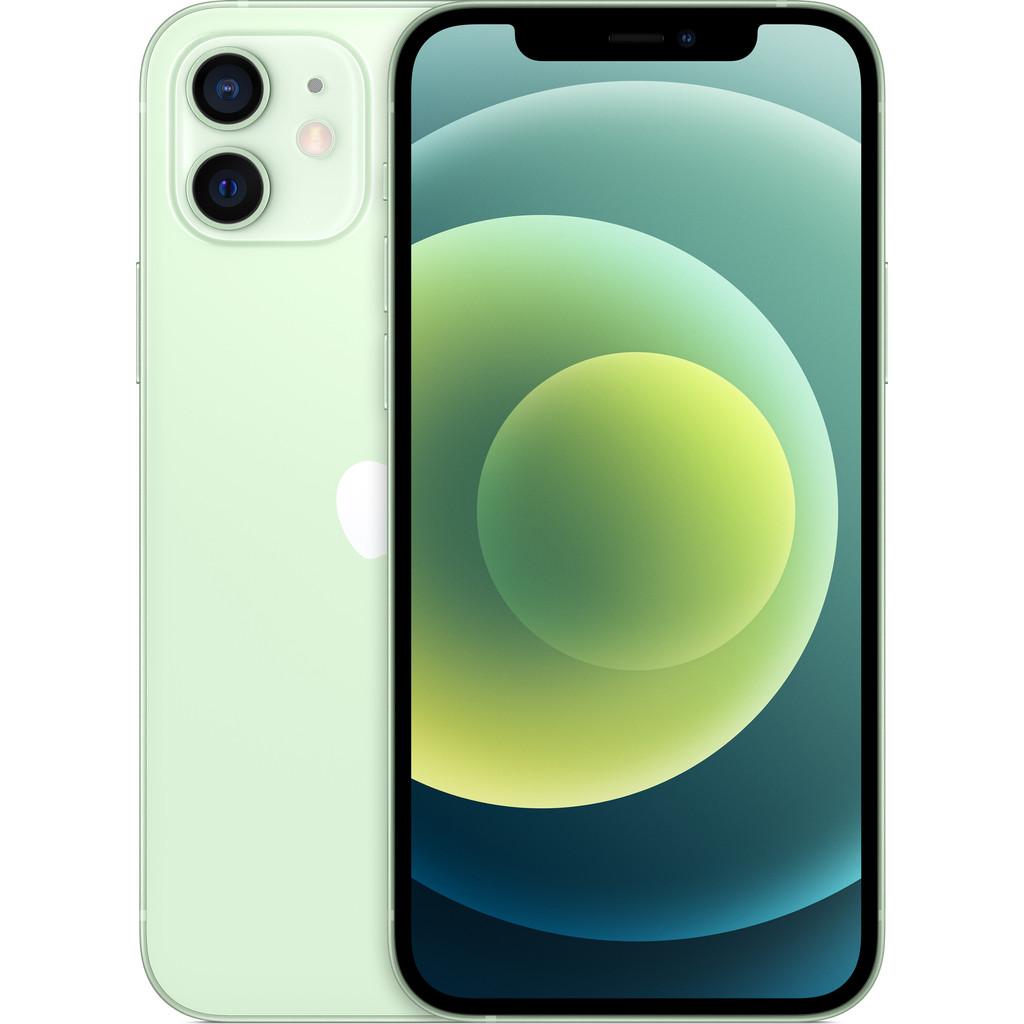 Tweedekans Apple iPhone 12 128GB Groen Tweedehands
