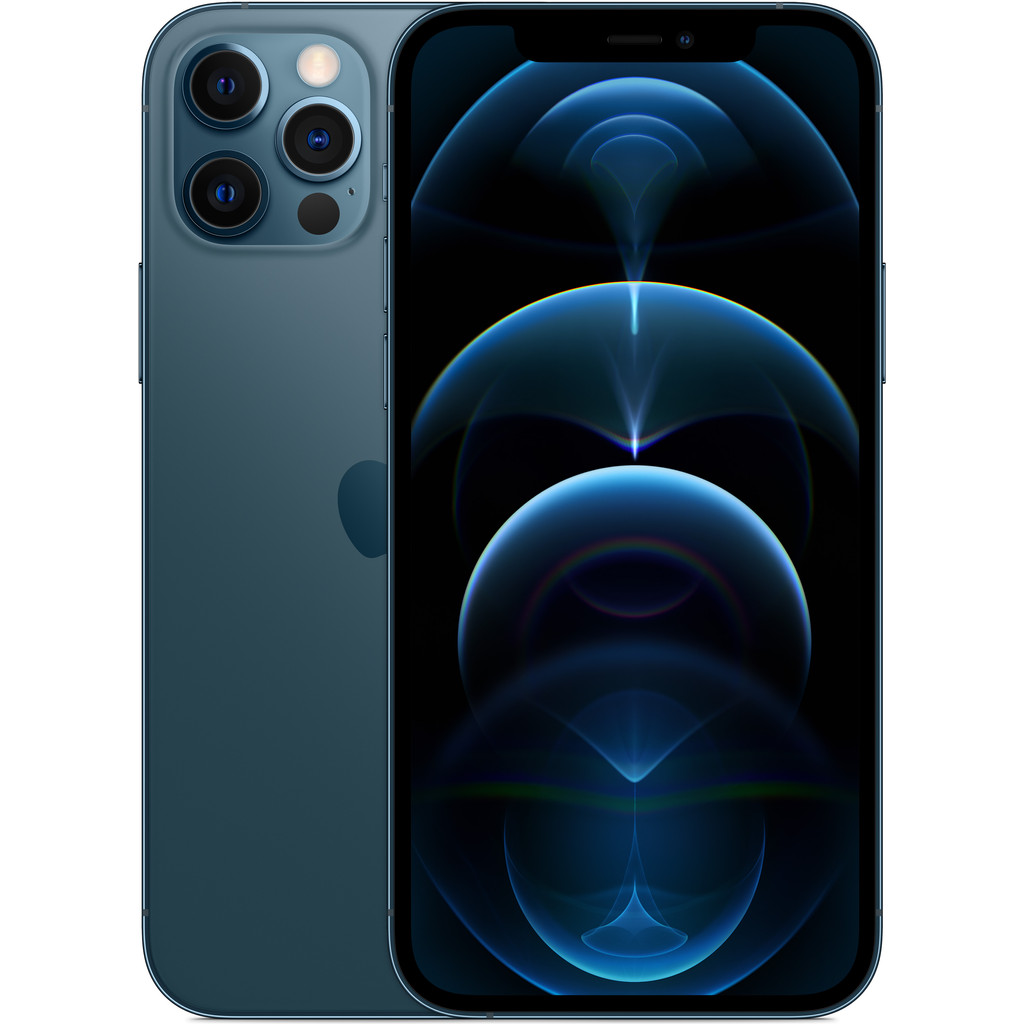 Tweedekans Apple iPhone 12 Pro 256GB Pacific Blue