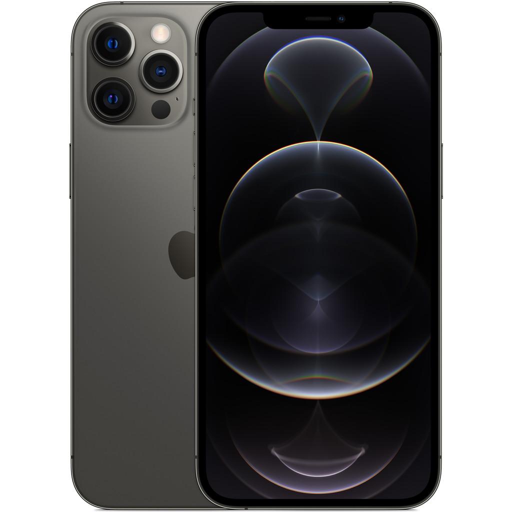 Tweedekans Apple iPhone 12 Pro Max 128GB Grafiet