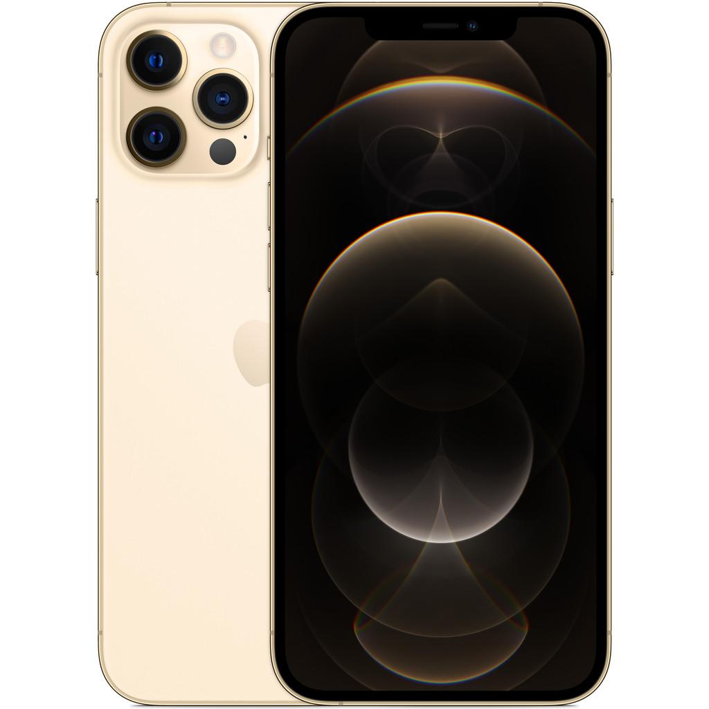 Tweedekans Apple iPhone 12 Pro Max 128GB Goud