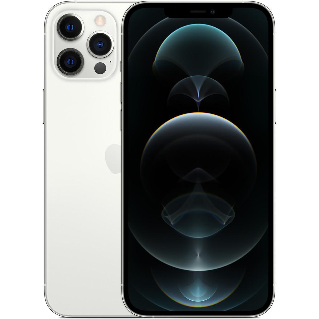 Tweedekans Apple iPhone 12 Pro Max 512GB Zilver Tweedehands