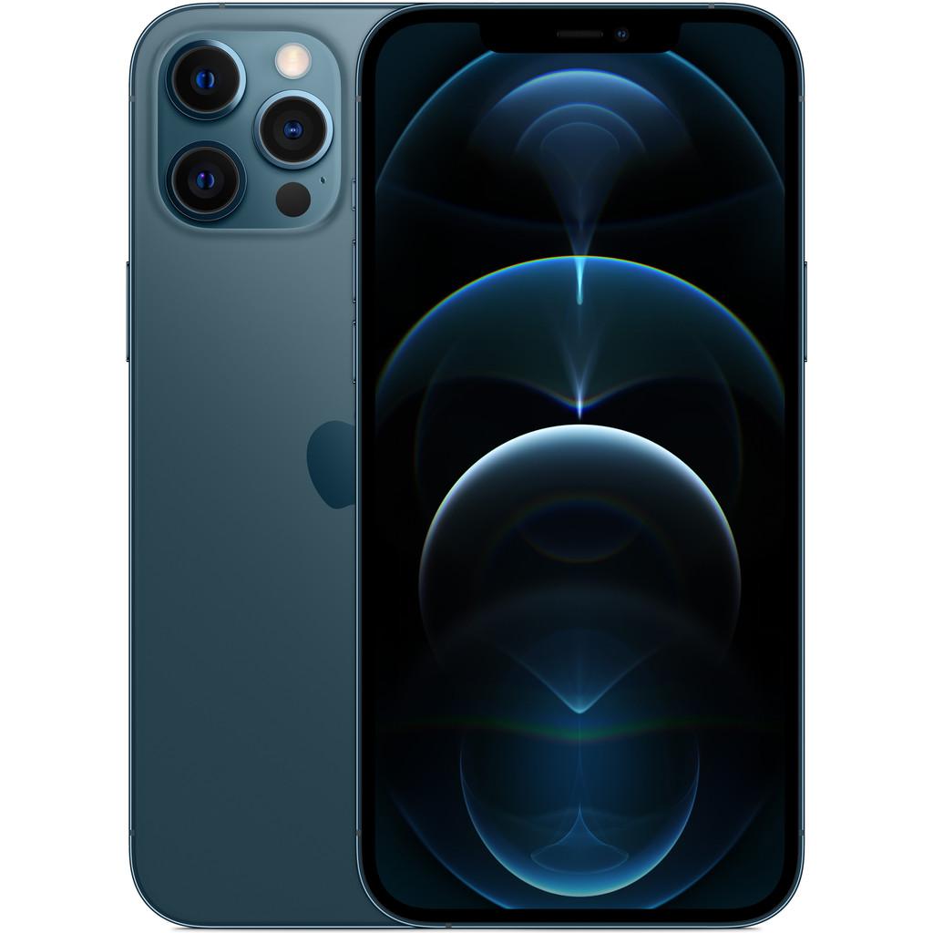 Tweedekans Apple iPhone 12 Pro Max 512GB Pacific Blue Tweedehands