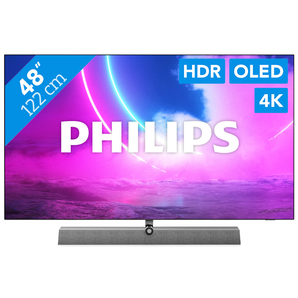 Philips 48OLED935 - Ambilight-4K (UHD)  Smart tv: Android  100Hz