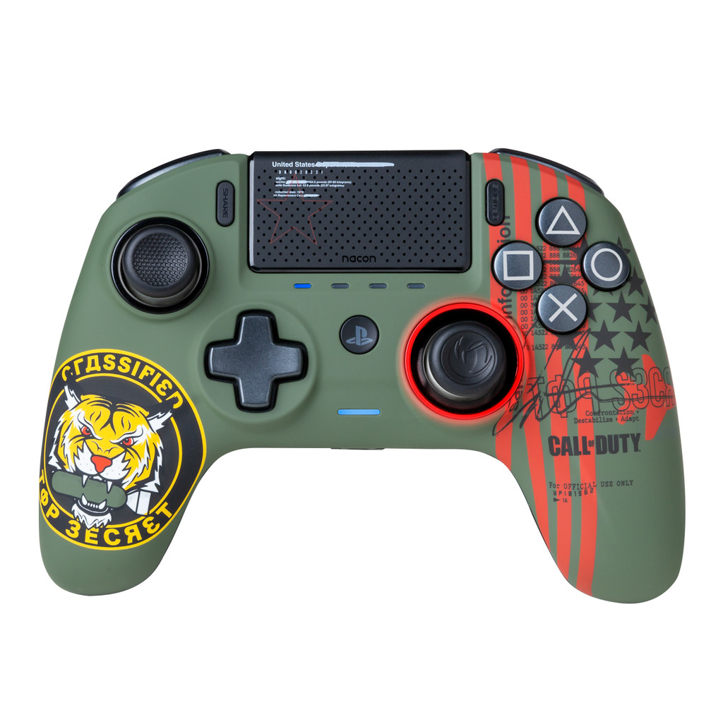 Tweedekans Nacon Revolution Unlimited Pro Controller LE Call of Duty Black Ops Cold War PS4