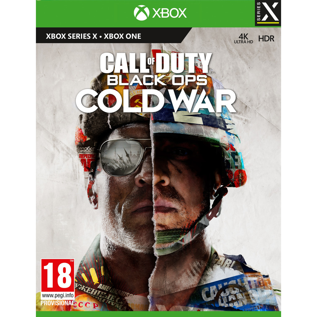 Call of duty Black ops Cold war. XBOXSERIESX