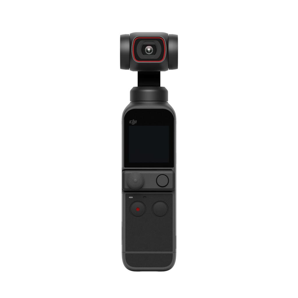DJI Pocket 2-4K met 60 frames per seconde  64 megapixel foto's  3 assige beeldstabilisatie