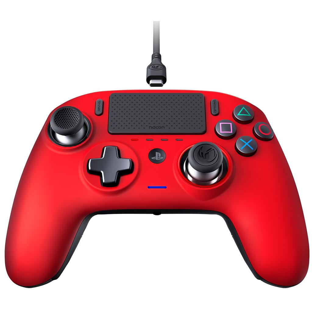 Tweedekans Nacon Revolution Pro 3 Official PS4 Controller Rood