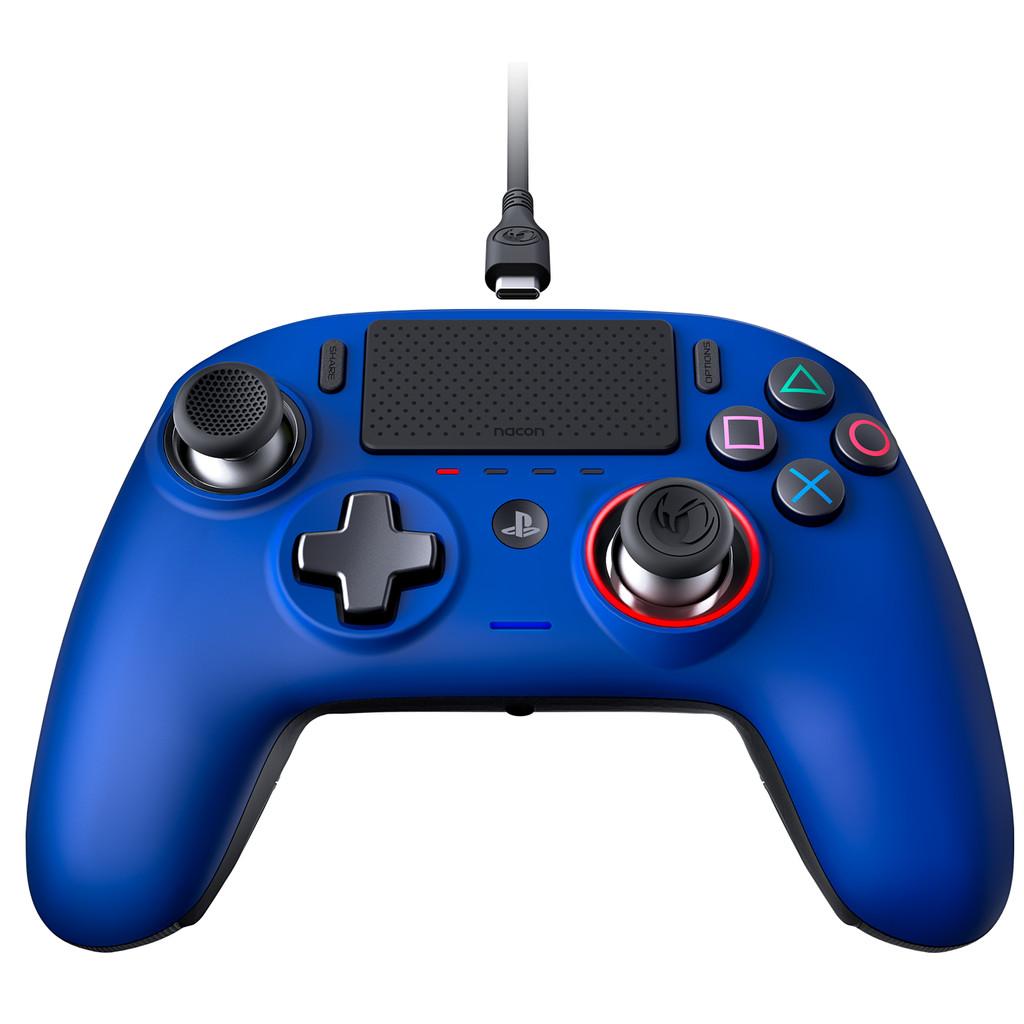 Tweedekans Nacon Revolution Pro 3 Official PS4 Controller Blauw