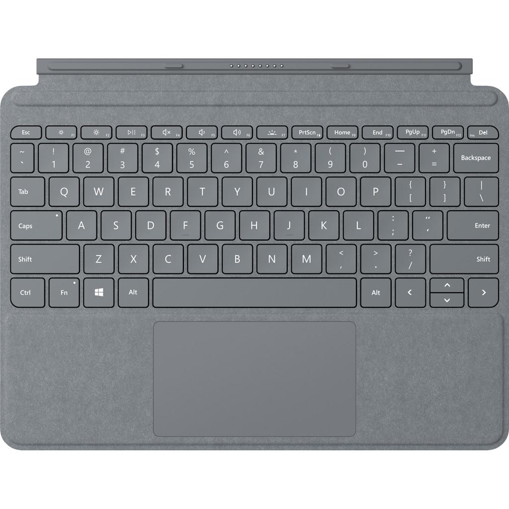 Tweedekans Microsoft Surface Go Type Cover QWERTY Grijs