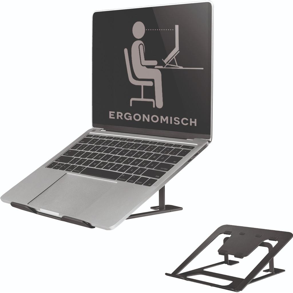 NewStar Opvouwbare Laptopstandaard NSLS085 Zwart