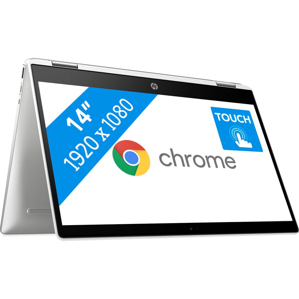 Tweedekans HP Chromebook x360 14a-ca0501nd