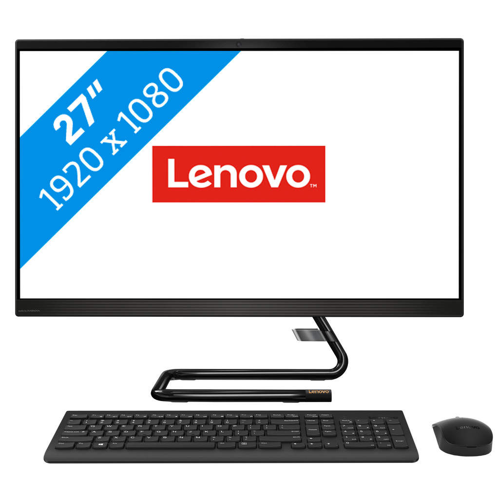 Lenovo IdeaCentre 3 27IMB05 F0EY00G3NY All-in-One