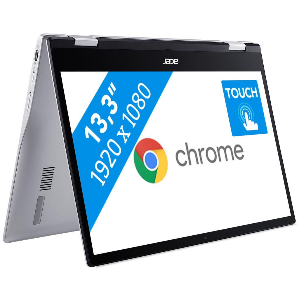 Tweedekans Acer Chromebook Spin 513 CP513-1H-S4MH