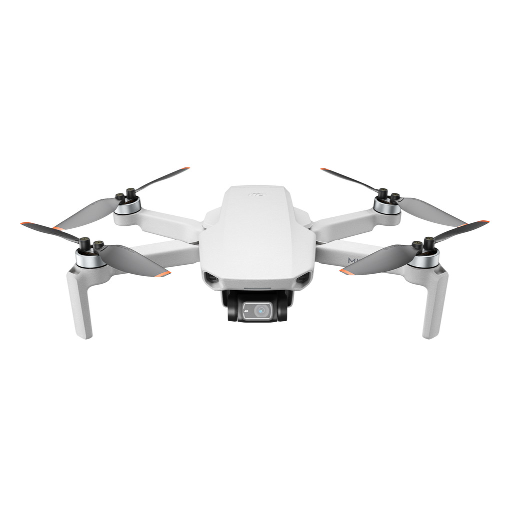 DJI Mavic Mini 2-Maximale vliegduur: 31 min  3 assige beeldstabilisatie  4K met 30 frames per seconde