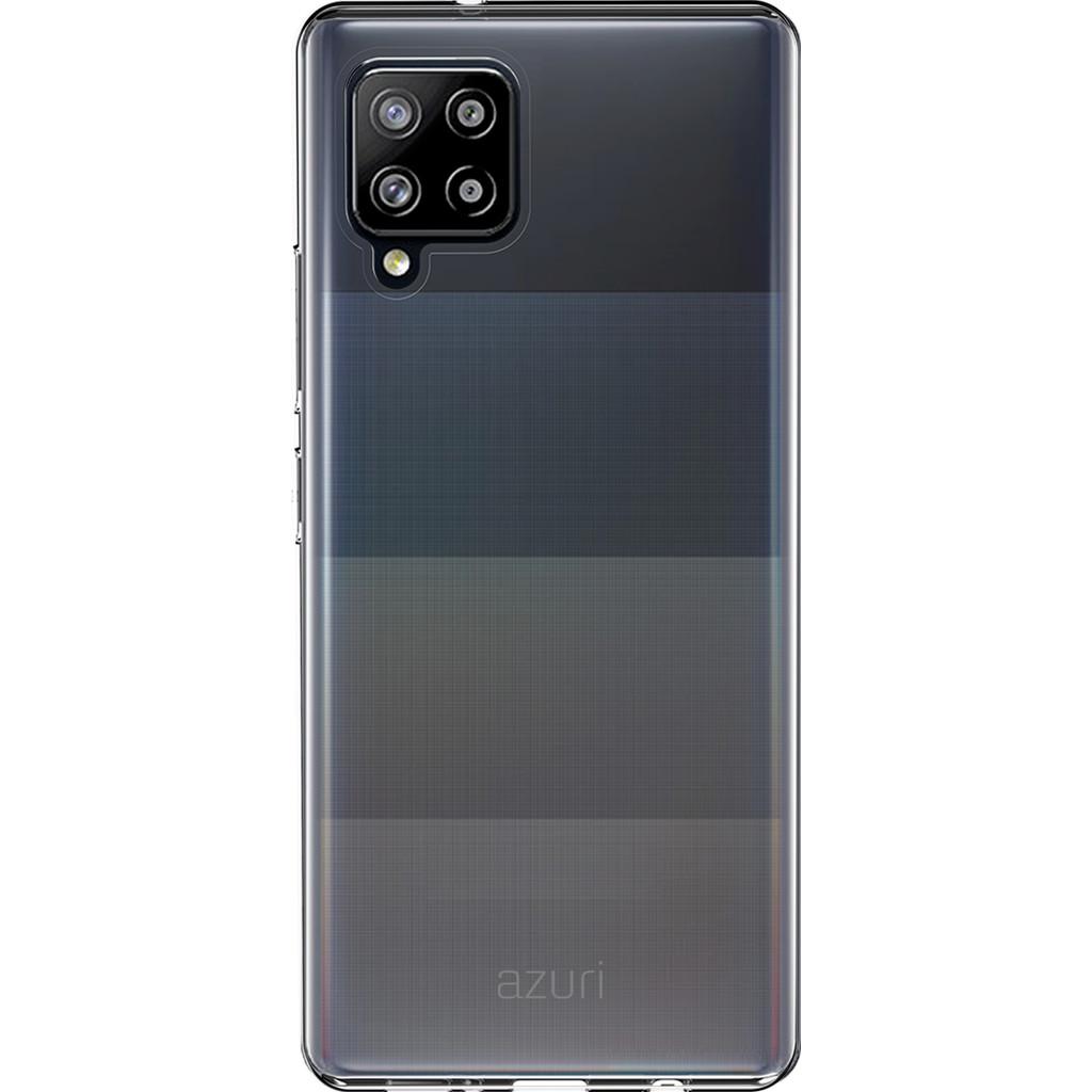 Azuri TPU Samsung Galaxy A42 Back Cover Transparant