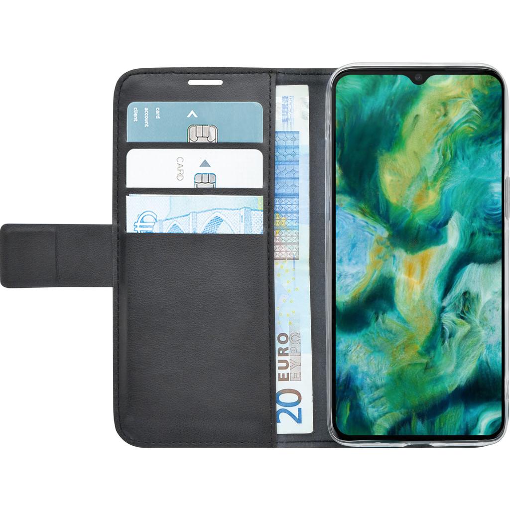 Azuri Wallet OPPO Find X2 Lite Book Case Zwart