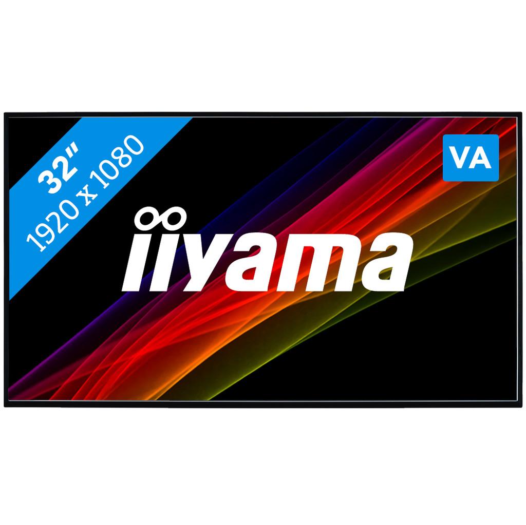 Tweedekans iiyama ProLite LE3240S-B2 Tweedehands